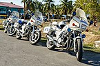 Semporna Sabah Honda-Police-Motorbikes-01.jpg