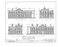 Senator Elihu B. Washburne House, 908 Third Street, Galena, Jo Daviess County, IL HABS ILL,43-GALA,8- (sheet 2 of 5).png