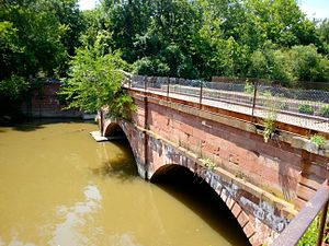 Aqueducts on the C&O Canal - Seneca Aqueduct