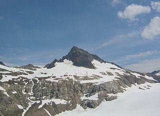 Sentinel Peak (Washington) mountain in United States of America
