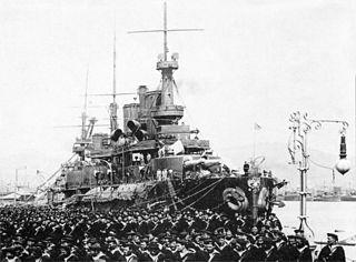 Petropavlovsk-class battleship