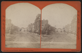 Seventh annual parade, Hornellsville Fire Department. Broad Street, by W. L. Sutton.png