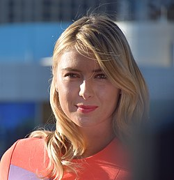 Image illustrative de l'article Maria Sharapova