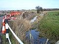 Sharp bend on Seasalter Lane - geograph.org.uk - 339891.jpg