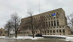 Sheboygan County Courthouse
