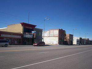 Shelley, Idaho - Image: Shelley ID Skyline