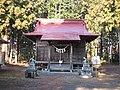 Shiwahimejinjya haiden, Kurihara.jpg