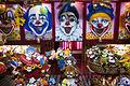 Shooting at the Clown stall, Fun Fair at EUR, Rome - 2905.jpg