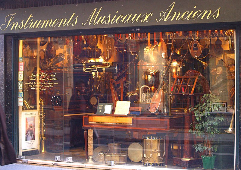 file shop window rue du pas de la mule paris wikimedia commons. Black Bedroom Furniture Sets. Home Design Ideas