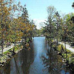 Shubenacadie Canal - Image: Shubenacadie Canal Walk