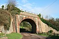 Shute, railway bridge - geograph.org.uk - 294324.jpg