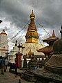 Shyambhunath and surrounding temples (2).jpg