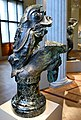 Side and back view. Bellona, 1879, by Auguste Rodin 1840-1917. Nationalmuseum, Stockholm, Sweden.jpg