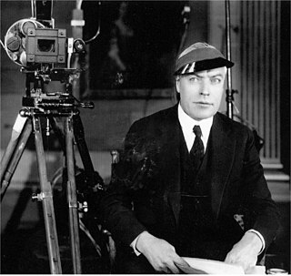 Sidney Olcott Canadian actor and film director