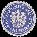 Siegelmarke Aemter Berghausen und Girkhausen in Berleburg W0387743.jpg