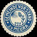 Siegelmarke Gemeindevorstand zu Meura W0310942.jpg