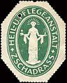 Siegelmarke Heil - und Pflegeanstalt - Zschadrass W0213553.jpg