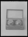 Sigillstamp av stål för brevpapper och dylikt som tillhört prins Gustav (1827-1852) - Livrustkammaren - 53708.tif