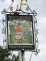 Sign of the Traveller's Rest - geograph.org.uk - 1448219.jpg