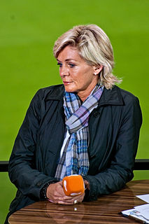 Silvia Neid association football player