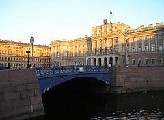 Mariinsky Palace, St. Petersburg