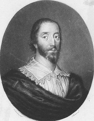 Edward Digges - Edward Digges' father, Sir Dudley Digges