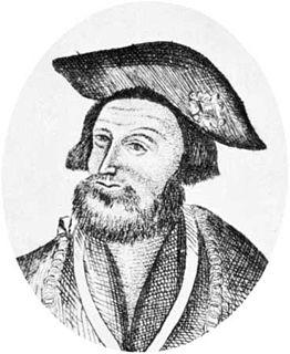 David Lyndsay Scottish noble and poet