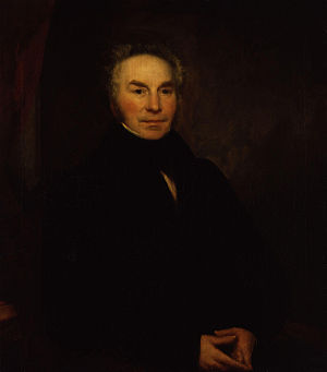 George Nicholls (commissioner) - George Nicholls, by Ramsay Richard Reinagle