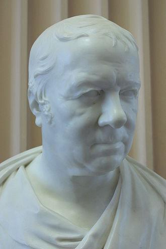 John Playfair - Sir John Playfair by Sir Francis Chantrey
