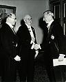 Sir Michael Perrin, Sir Henry Hallett Dale and the King of S Wellcome V0026254.jpg