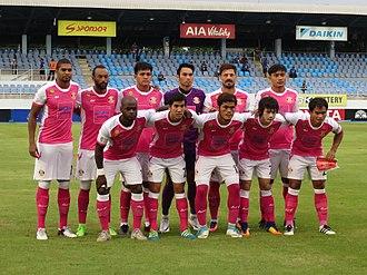 Sisaket F.C. - Sisaket FC in 2017