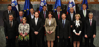 11th Government of Slovenia