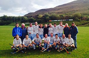 Skye Camanachd - Skye Camanachd win North Division One in 2014