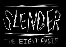 Image illustrative de l'article Slender: The Eight Pages