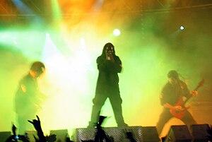 Vol. 3: (The Subliminal Verses) - Slipknot performing in 2005 as part of The Subliminal Verses World Tour