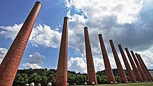 Smokestacks of The Waterfront in Homestead, Pa.jpg