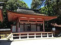 Sogakuden Hall of Kashii Shrine.JPG