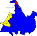 Solihull 2006 election map.png