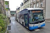 Solingen trolleybus 951 Vohwinkel, 2016 (01).JPG
