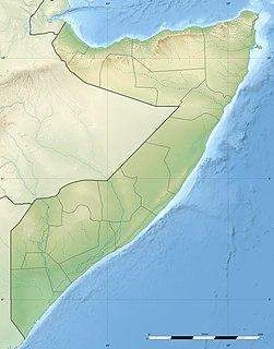 city in Mudug, Somalia * Galmudug