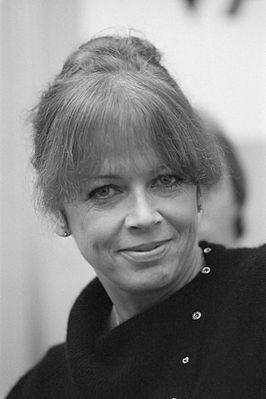 Sonja Barend in 1983