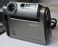appareil photo compact sony