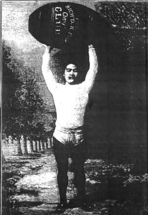 Sorakichi Matsuda - Sorakichi Matsuda in the 1880s