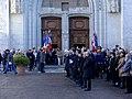Sortie de l'office à la cathédrale de Chambéry le 11 novembre 2018 (2).JPG