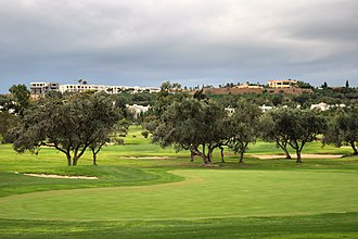 Sousse - Golf course Port El-Kantaoui