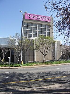 Joburg Theatre - Joburg Civic Theatre
