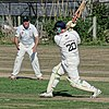 Southwater CC v. Chichester Priory Park CC at Southwater, West Sussex, England 074.jpg