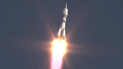 Файл:Soyuz TMA-11M Launch.webm