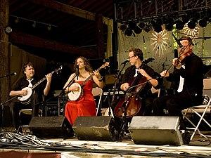 Sparrow Quartet - Sparrow Quartet in Asheville, North Carolina, 2008