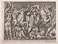 Speculum Romanae Magnificentiae- Battle of the Amazons MET DP870303.jpg